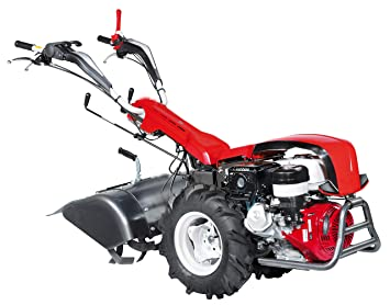 POWERPAC kam5 - einachser fresado Buzón 60 cm motoazada ...