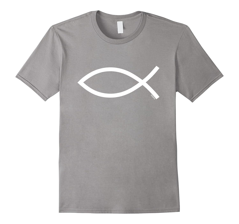 Ichthys Ichthus Christian Symbol Jesus Fish T Shirt Td Teedep
