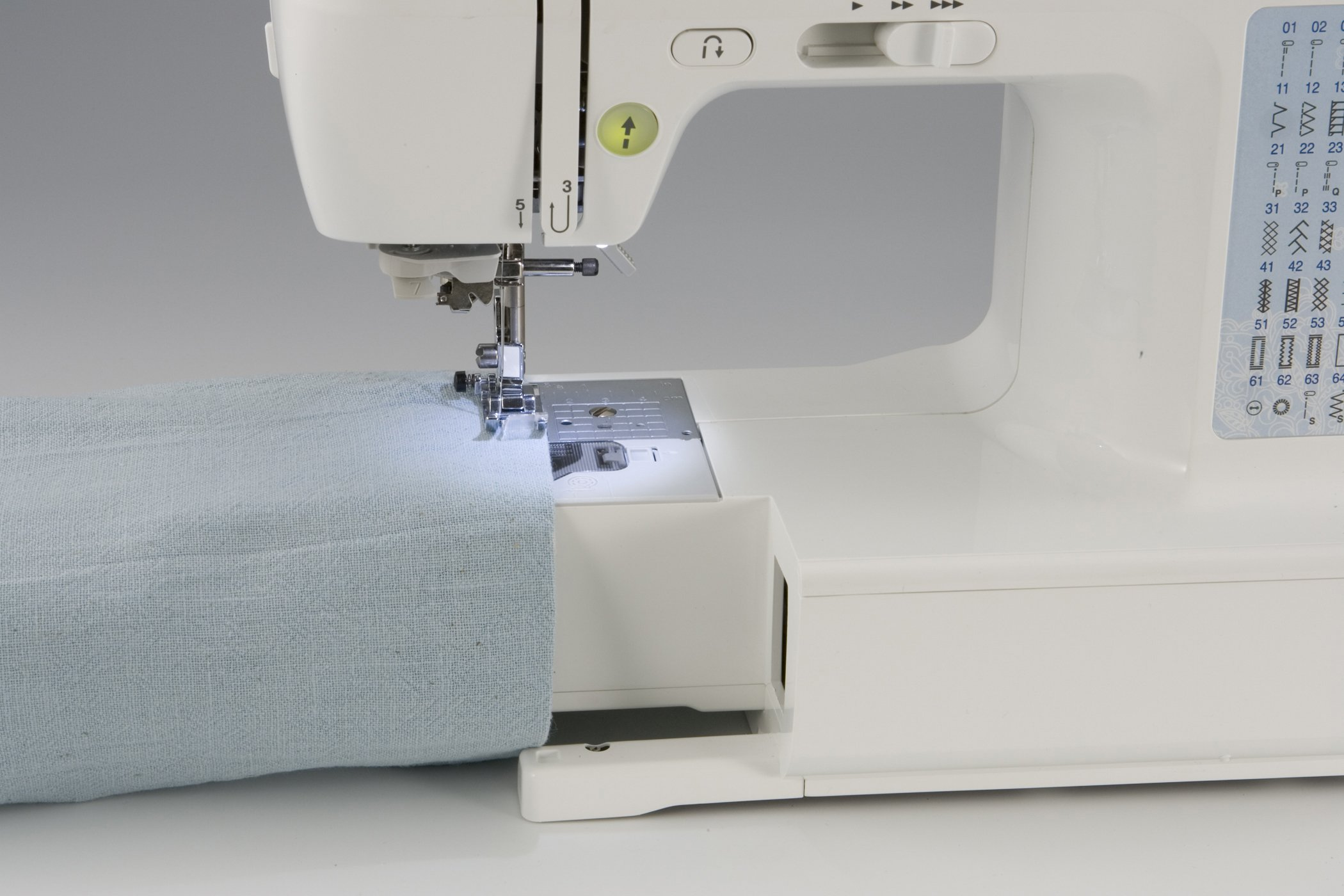 Brother SE350 Computerized Embroidery-and-Sewing Machine ...