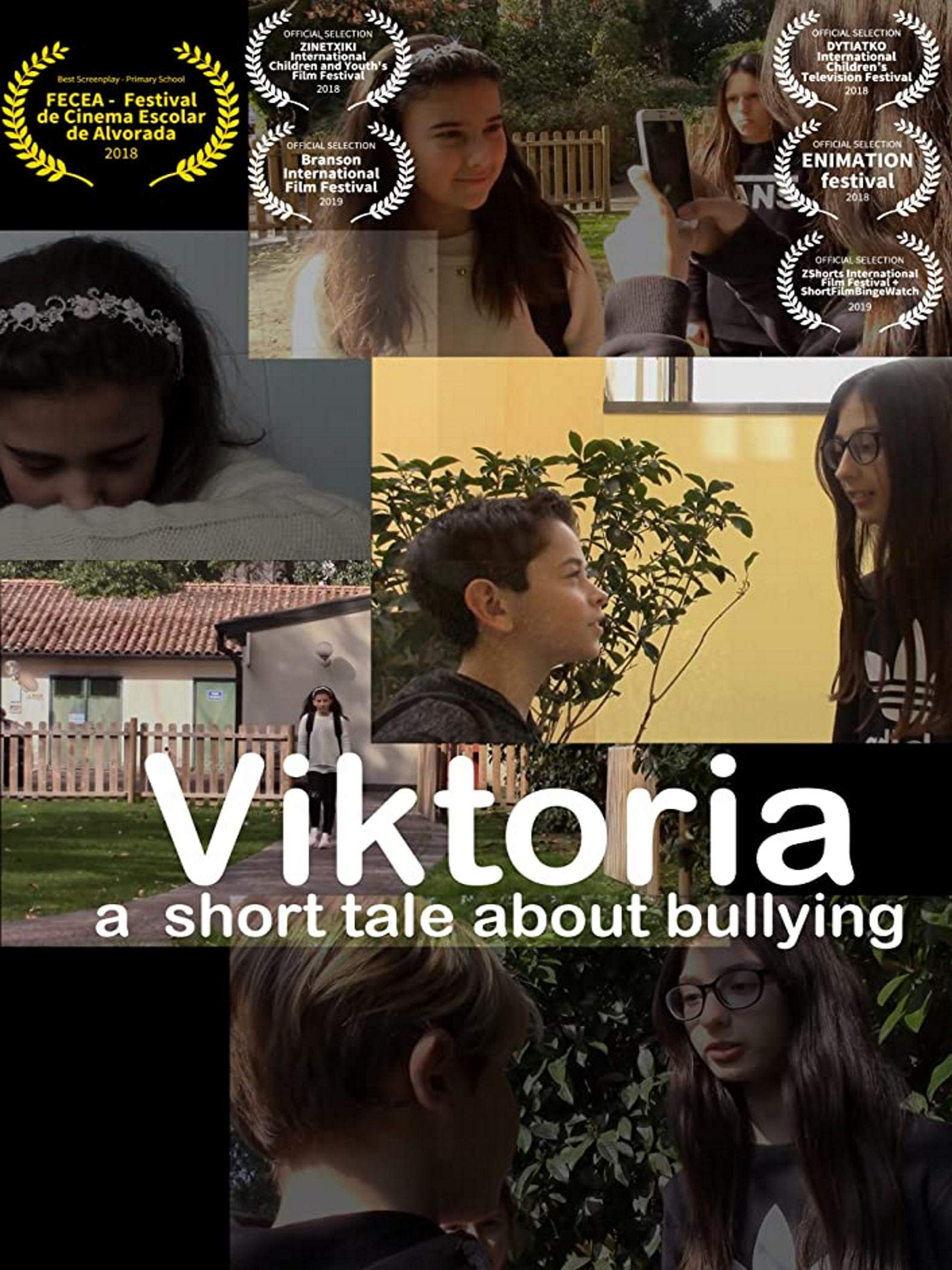 Viktoria - a short tale about bullying on Amazon Prime Video UK
