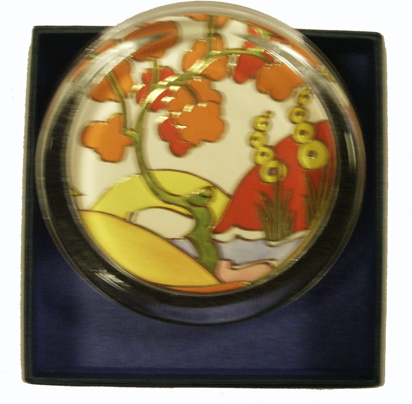 Large Clarice Cliff Reproduction Paperweight Bridgewater