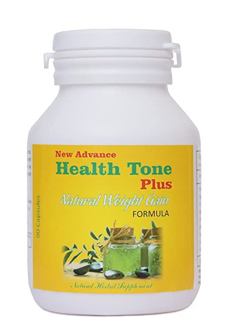 New Herbal Weight Gain Plus Extra Effective Capsules For Men