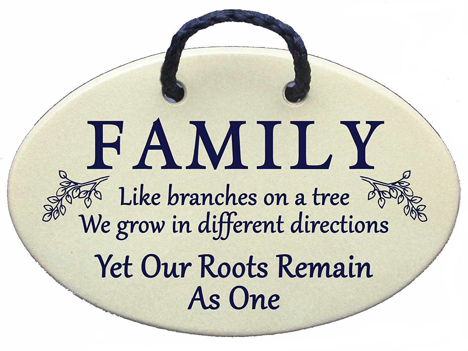 Amazoncom Family Tree Wall Plaque Family Like Branches On A Tree