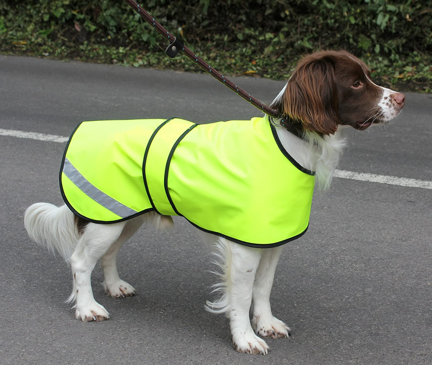 Yellow 8-inch// 20 cm Cosipet Safety Coat