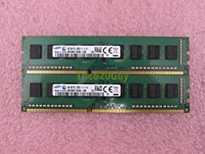 Samsung M378B5173CB0-CK0 8GB 2 x 4GB PC3-12800U DDR3 1600 Mhz Desktop Memory Kit