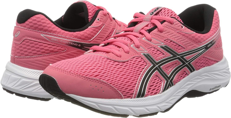 ASICS Gel-Contend 6, Running Shoe para Mujer: Amazon.es: Zapatos y ...