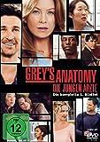 Grey's Anatomy: Die jungen Ärzte - Die komplette 1. Staffel [Alemania] [DVD]