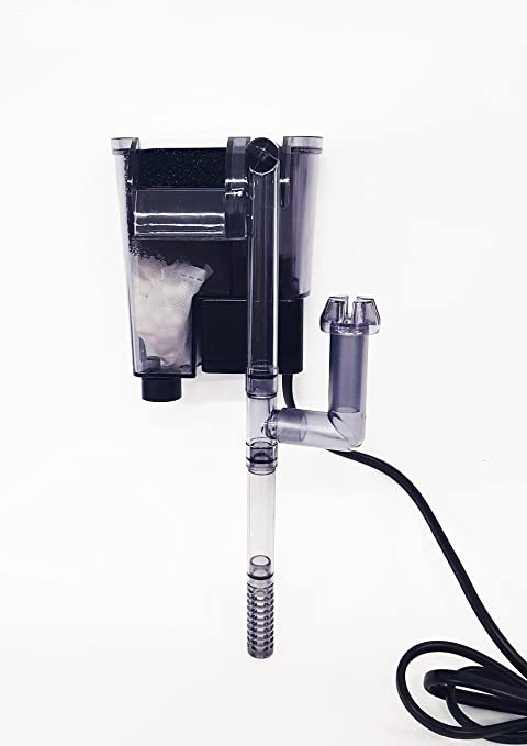 Komi Filtro Externo a Cascada Motor Alto Rendimiento Bomba Externa 2.5 W 160 L/H