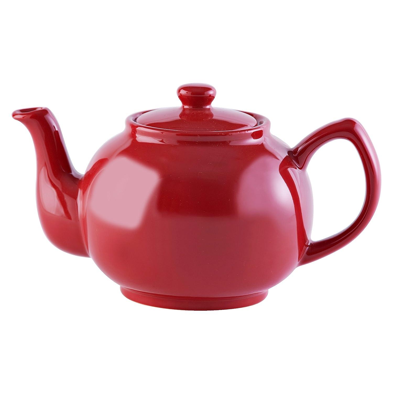 Amazon.com | Price U0026 Kensington Brights Teapot, 37 Fluid Ounces, Brights  Red: Teapots: Teapots