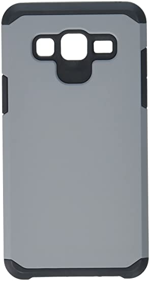 Eagle Cell Phone Case for Samsung Galaxy On5 SM-G550 - AH2 Black/Gray