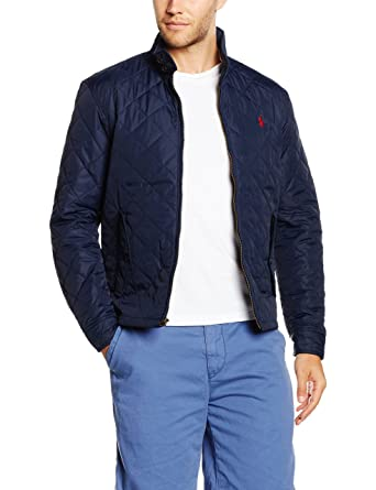 promo code 70be0 7e8a5 Polo Ralph Lauren Herren Jacke Barracuda Jacket: Amazon.de ...