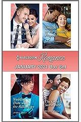 Harlequin Romance January 2021 Box Set Kindle Edition