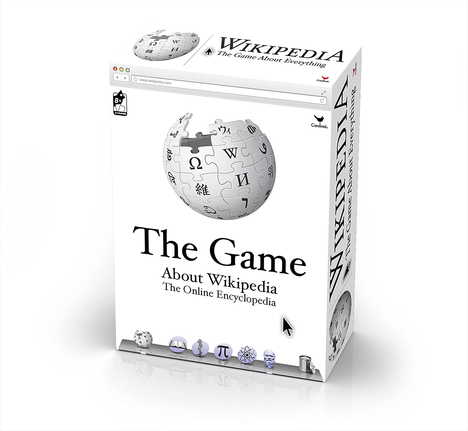 The Game about Wikipedia: Amazon.co.uk: Toys & Games