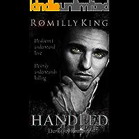 Handled : A dark gay romance book cover