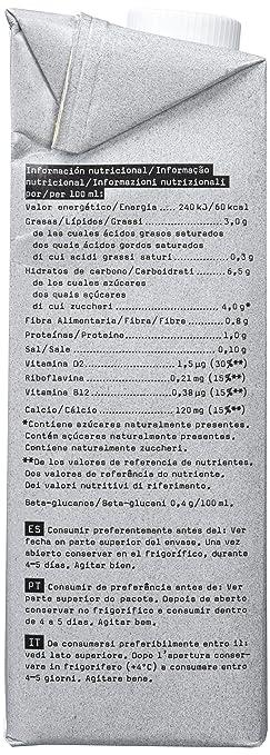 Oatly, Leche (Avena, Barista Edition) - 6 de 1000 ml. (Total 6000 ml.): Amazon.es: Alimentación y bebidas