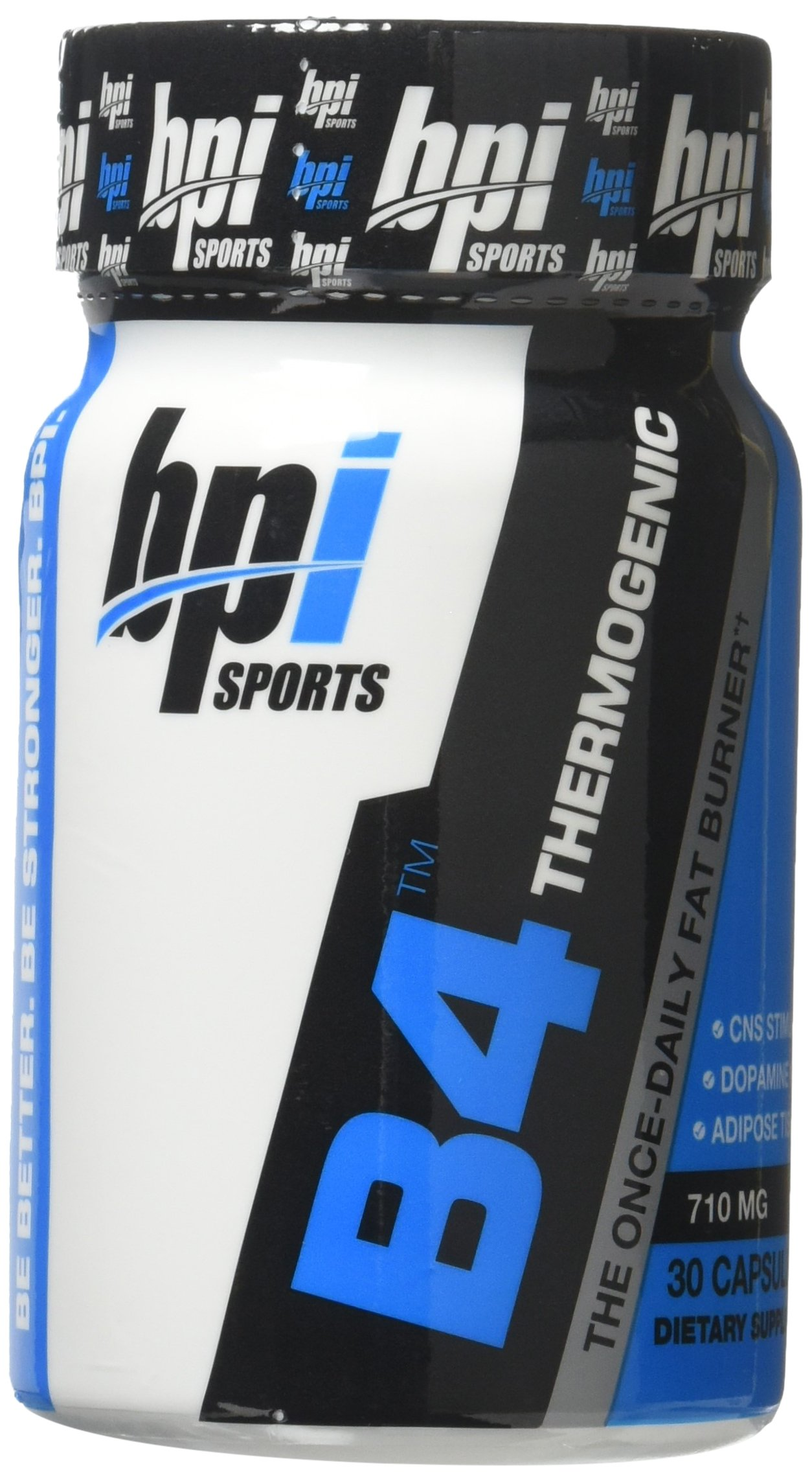 BPI Sports B4 The Once-Daily Fat Burner 710 mg, 3 Count by BPI