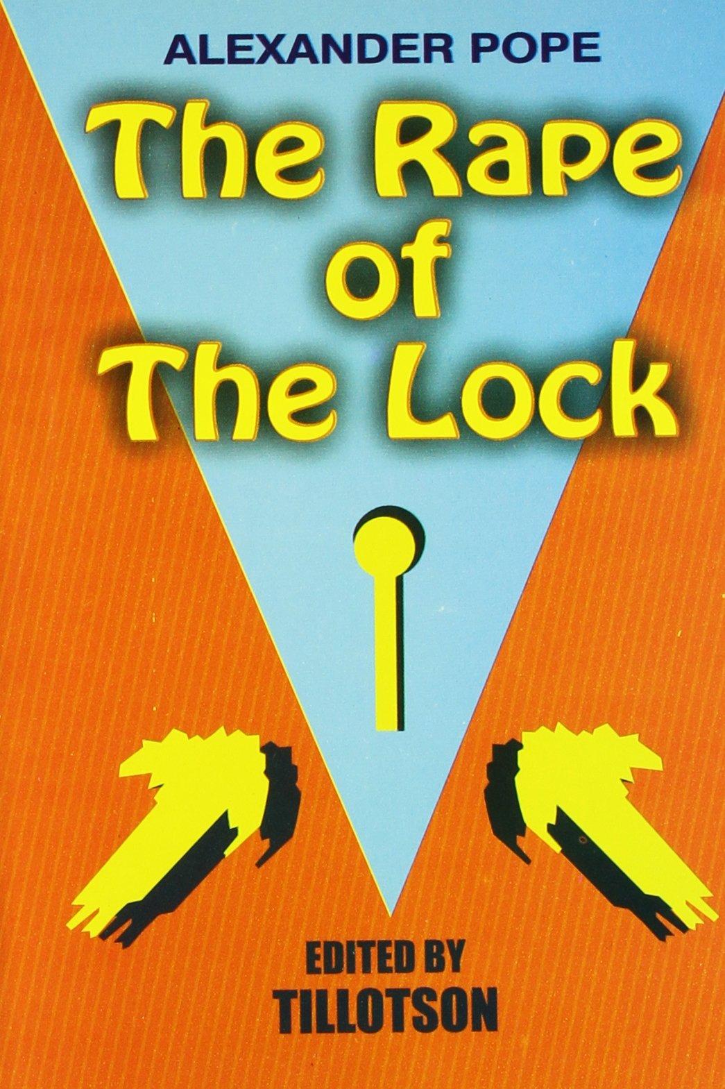 the rape of the lock satire