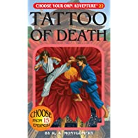 Tattoo of Death (Choose Your Own Adventure #22)