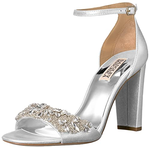 0baa6e717d759 Badgley Mischka Women's Barby Dress Sandal