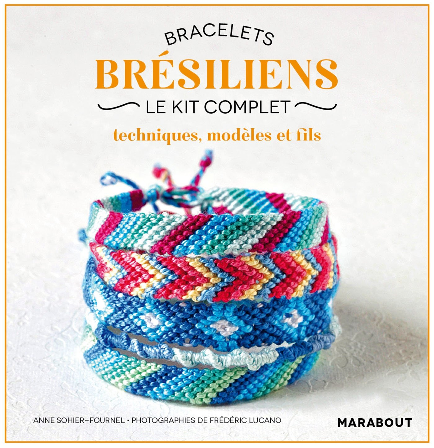 kit bracelet bresilien enfant