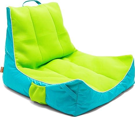 Big Joe's Fortnite Amazon Com Big Joe Lime Capri Captain S Float Sunmax One Size Furniture Decor
