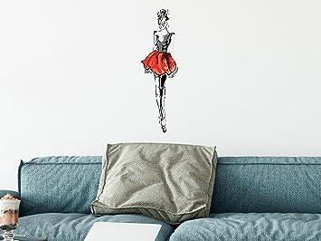 Wall Tattoo   Wandaufkleber Für Kreative Wandgestaltung | Dekoratives  Wanddesign   Moderne Wanddeko Für Wohnzimmer