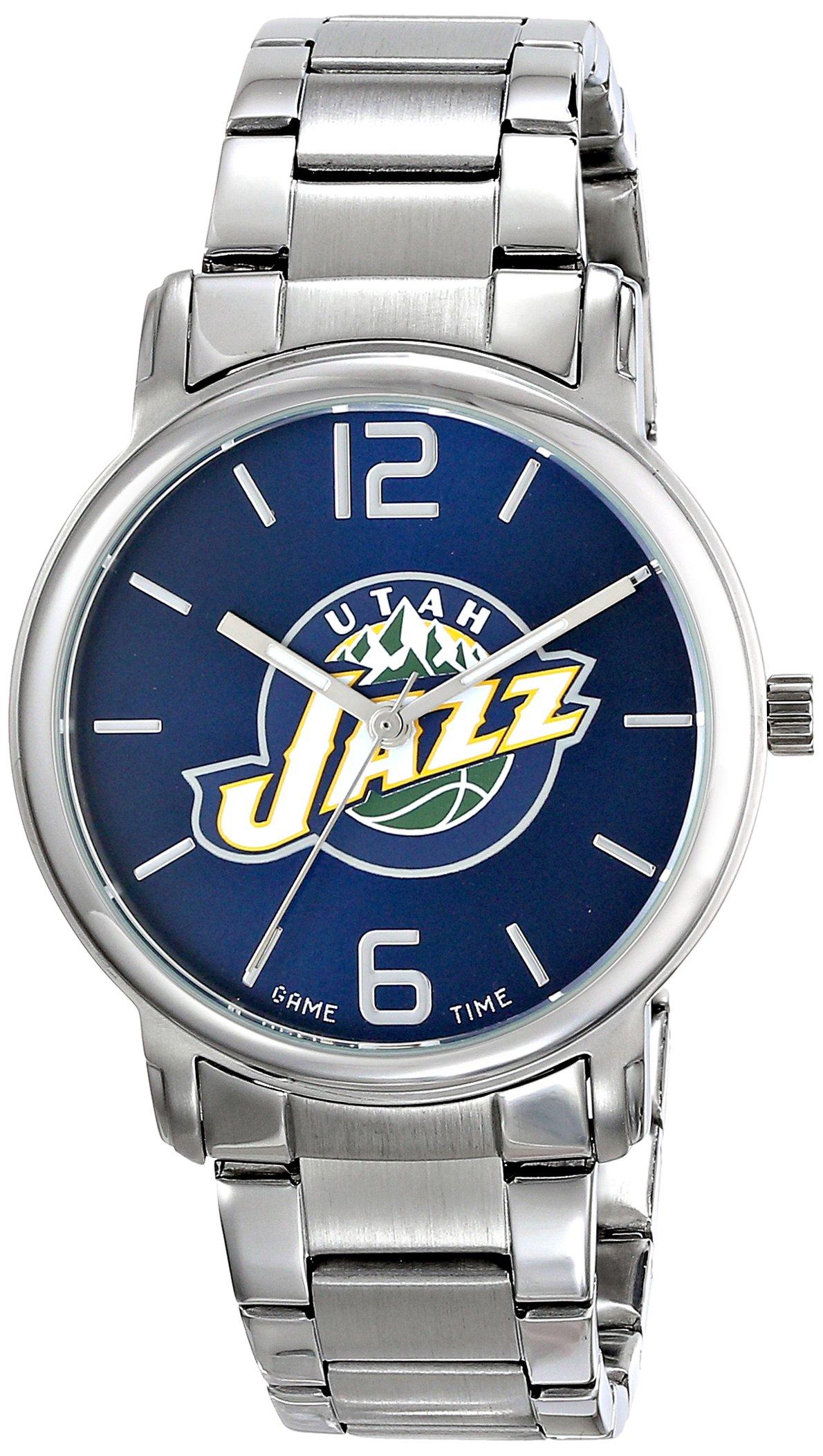 Game Time Women's NBA-AAR-UTA ''All-Around'' Watch - Utah Jazz by Game Time