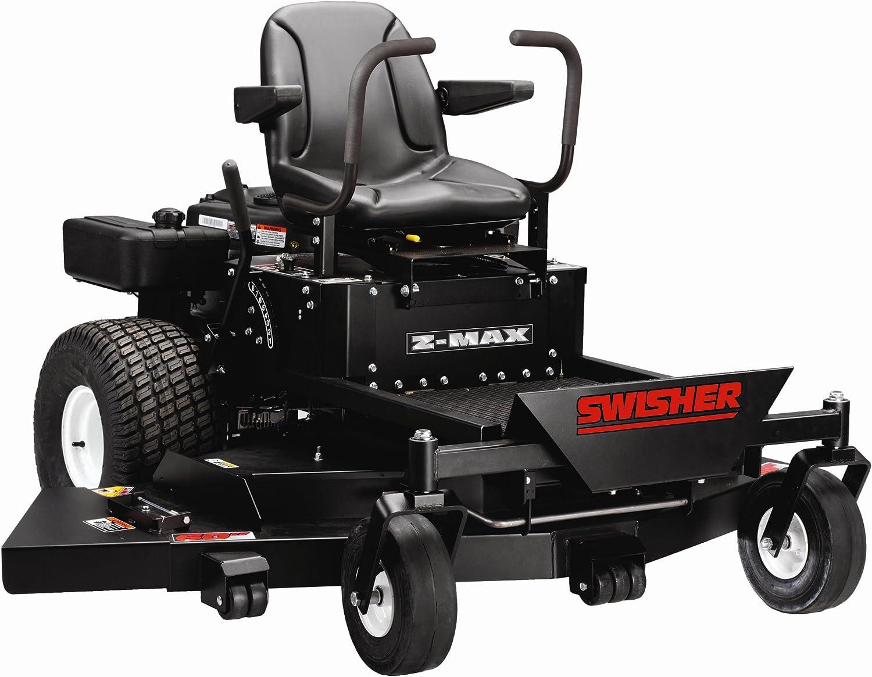 SLE Equipment Swisher ZT2760B 60-Inch 27 HP Zero Turn Riding Mower