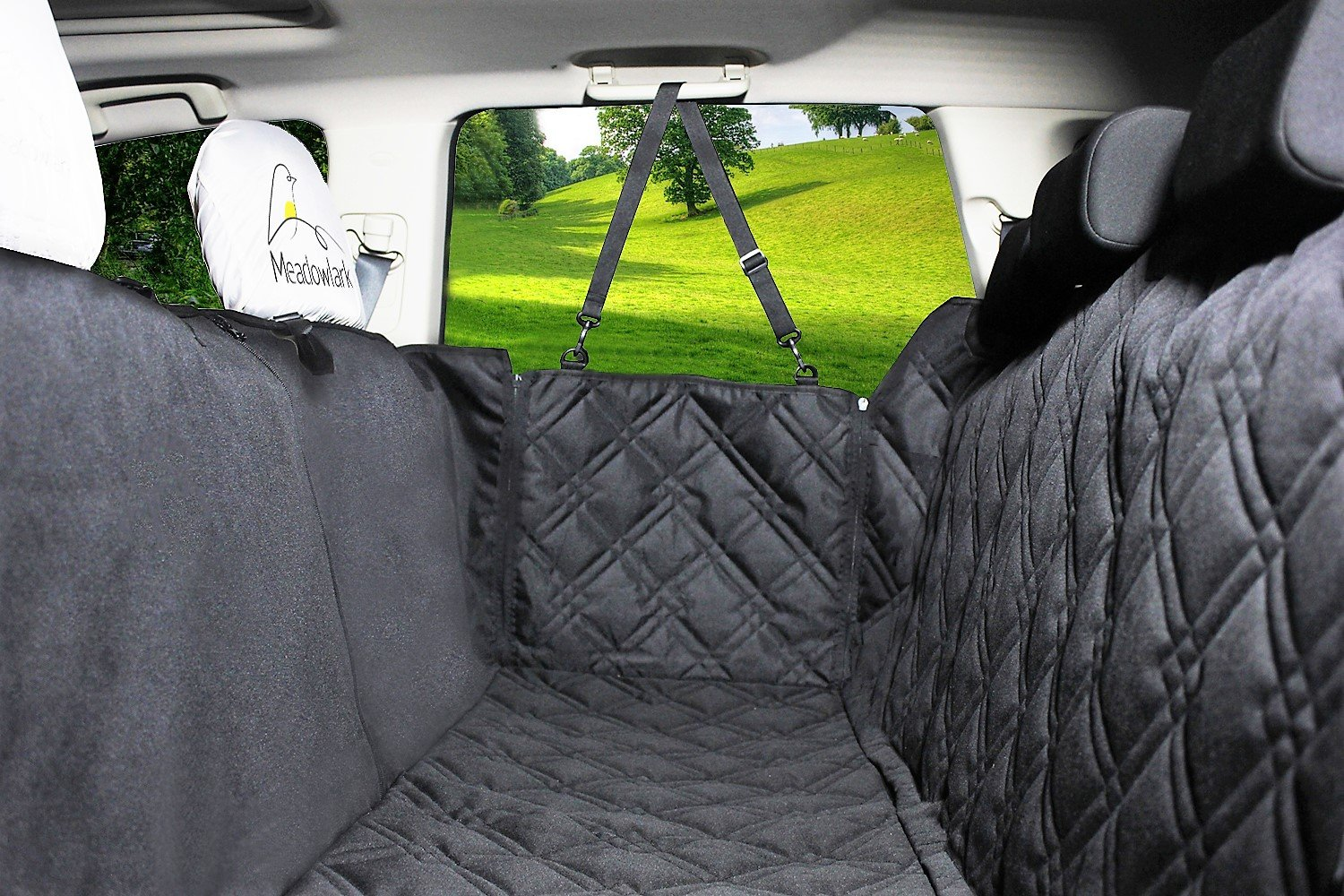 The Best Pet Car Seat Covers In 2020: Reviews & Buying Guide 5