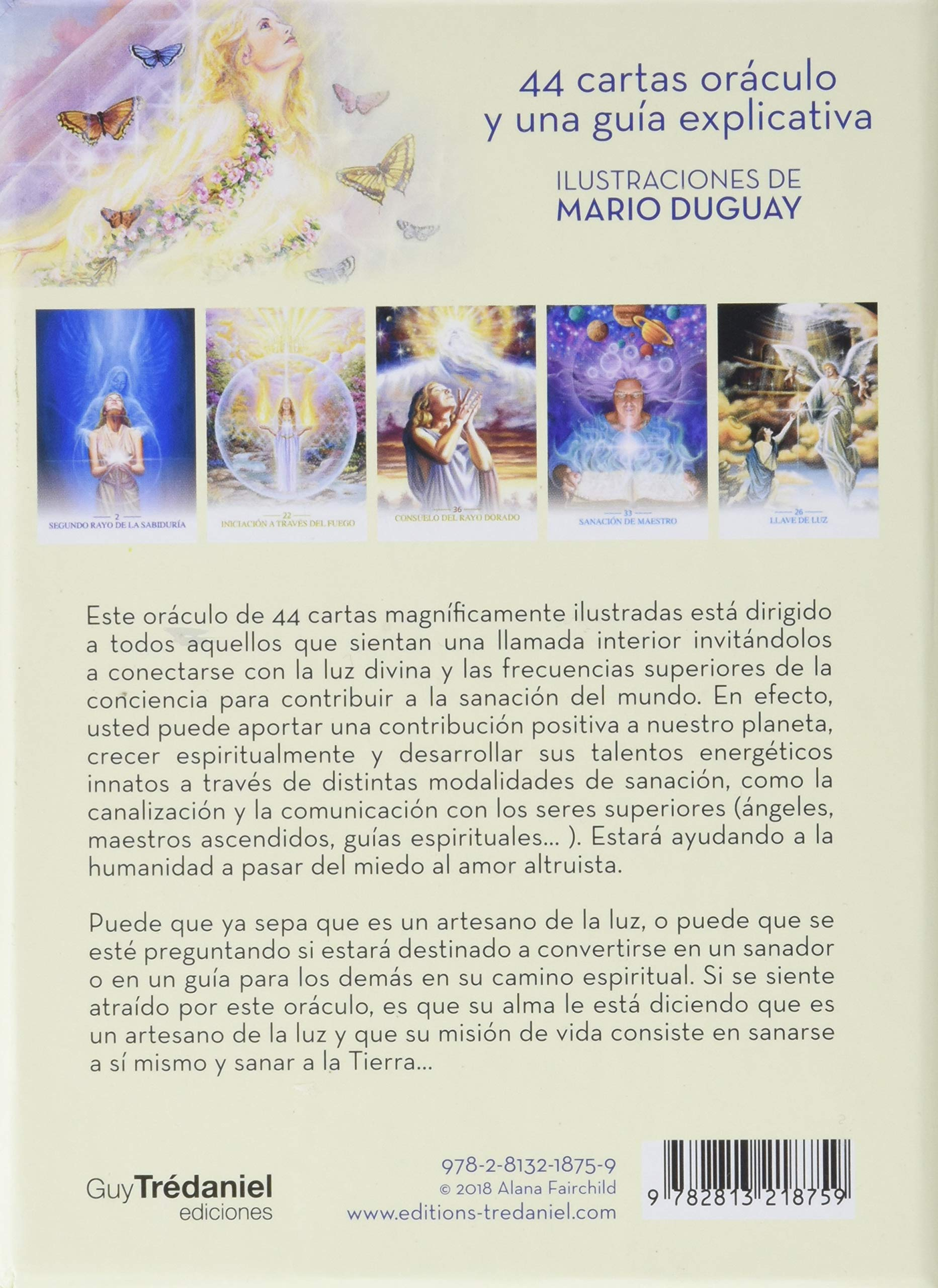 El oráculo de los artesanos de la luz: Amazon.es: Alana ...