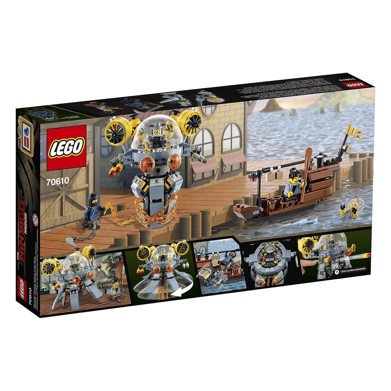Méduse Et Ninjago 70610 TurboJeux Jouets Lego FKuTJlc31