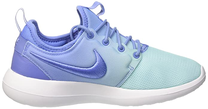 brand new 0973f 67eb6 Amazon.com   Nike Womens Roshe Two Br Low Top Lace Up Running Sneaker    Road Running