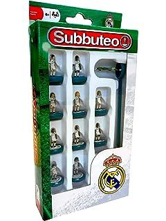 Paul Lamond 3407 Subbuteo Barcelona FC - Juego de Equipo: Amazon.es: Juguetes y juegos