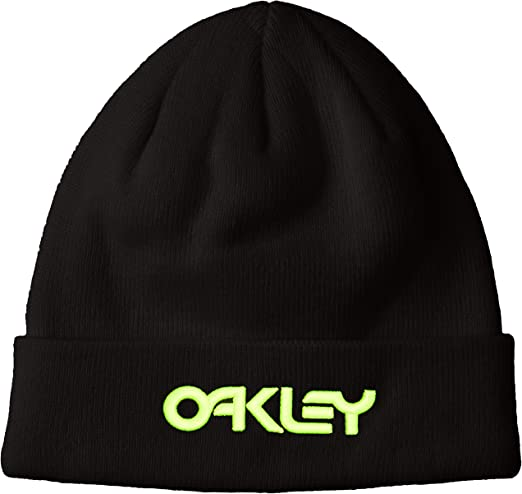 Oakley Logo B1B Gorros apagón Gorrita Tejida: Amazon.es: Deportes ...