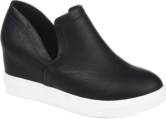 Journee Collection Womens Cardi Sneaker