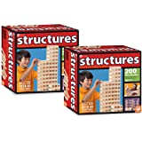 KEVA Structures 400 Building Planks Set