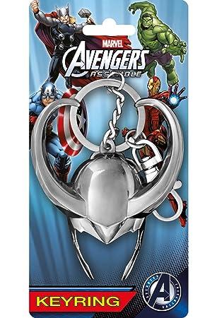 Marvel - Llavero Casco Loki