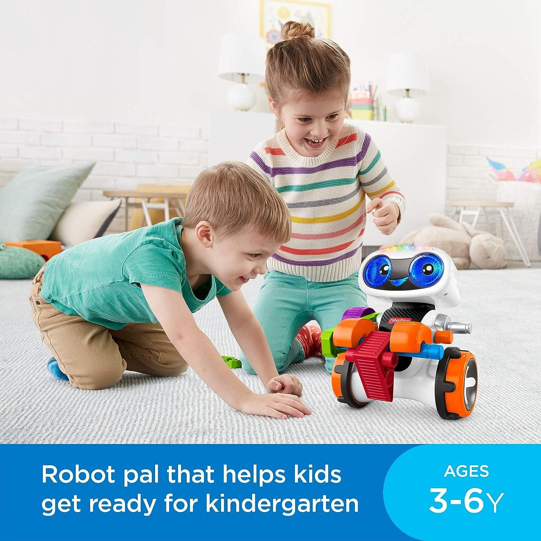 Multicolor FXG15 Fisher-Price Code n Learn Kinderbot Standard
