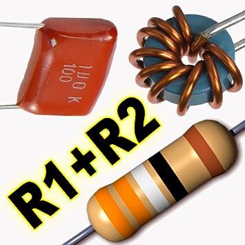 Amazon com: RLC Calculator - Resistance Inductance Capacitor