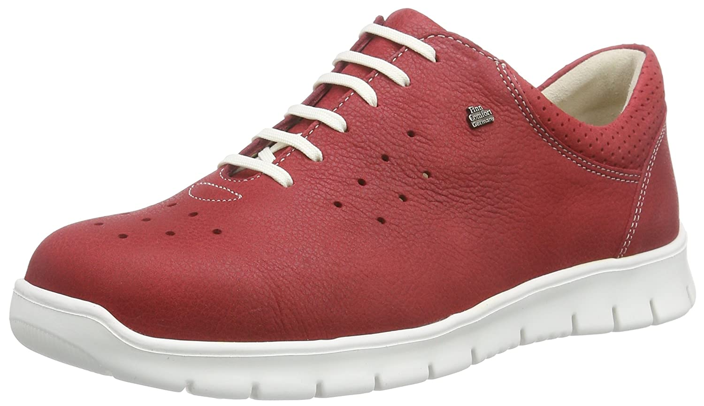 Finn ComfortBarletta - Zapatillas Mujer 38 EU|Rojo - Rot (Indianred)