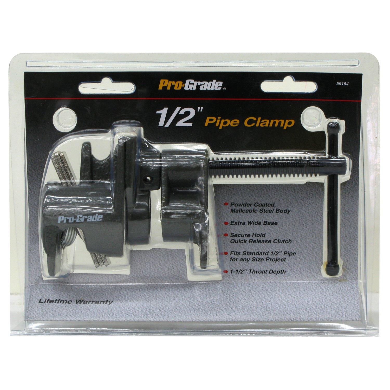 21//2-Inch Pro-Grade 59163 3 way C-Clamp