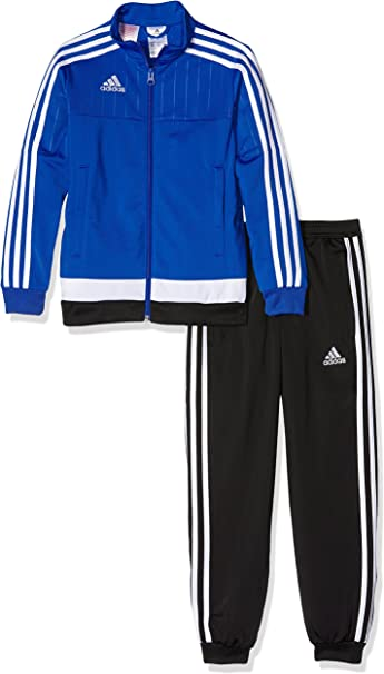 adidas Trainingsanzug Tiro 15 - Chándal para niño: Amazon.es: Ropa ...