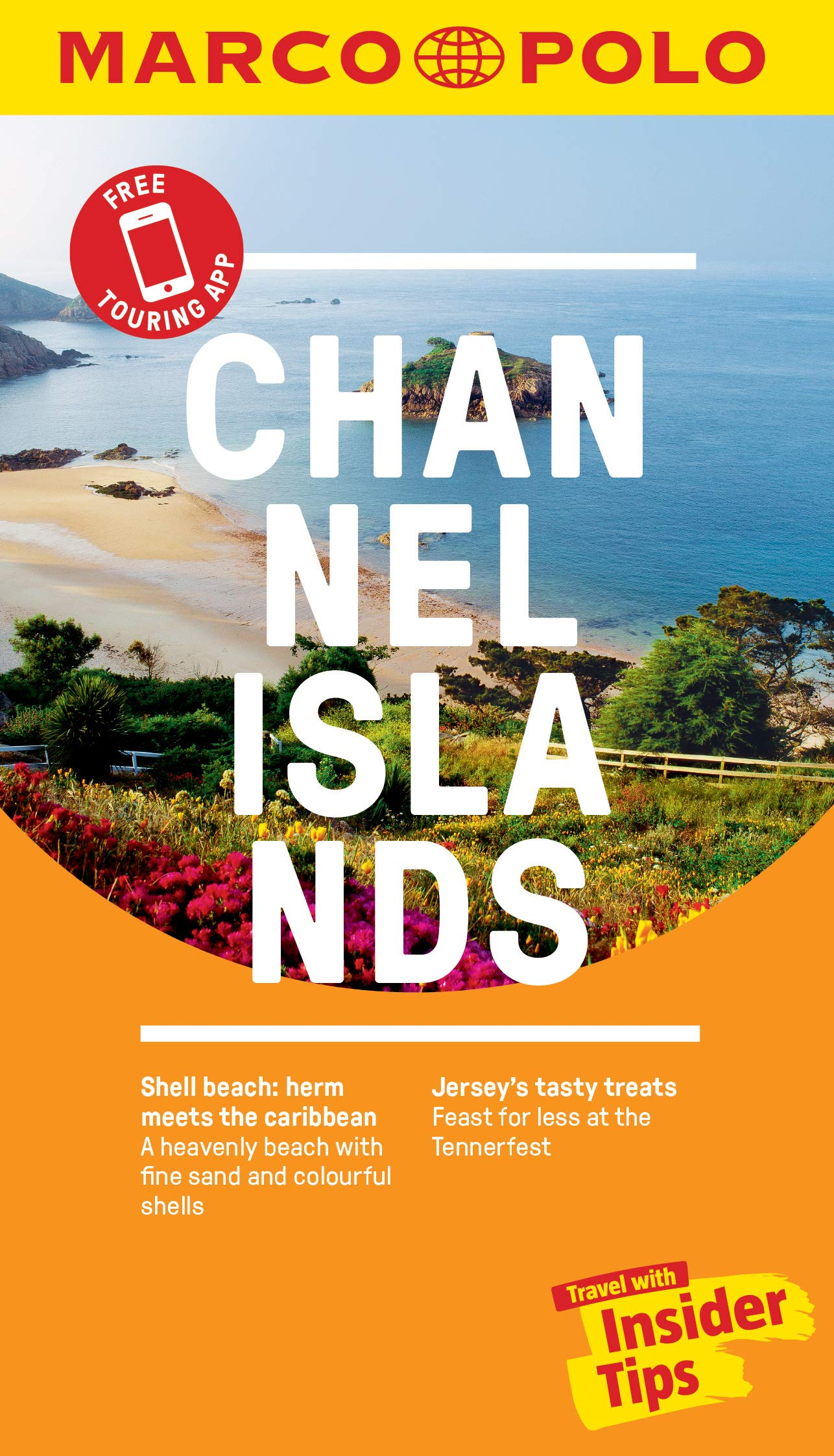 Channel Islands Marco Polo Pocket Guide - with pull out map Marco ...