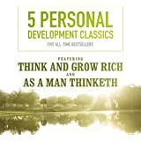 5 Personal Development Classics: Five All-Time Bestsellers