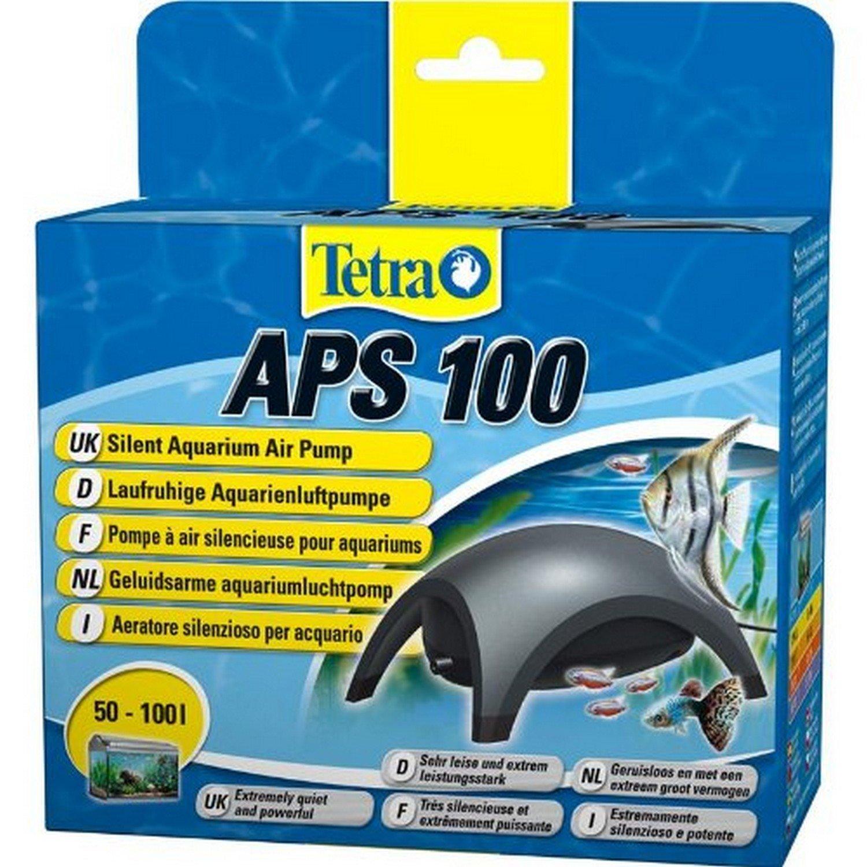 TETRA APS 100 - Pompe à Air pour Aquarium de 50 à 100L T282