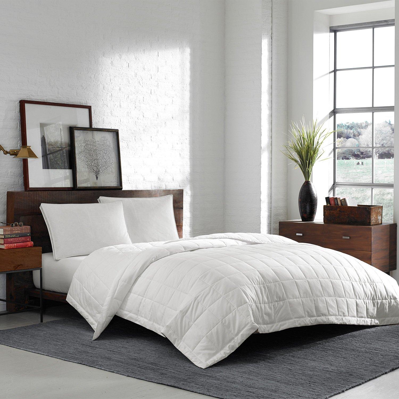 dp bedding hypoallergenic down home bauer primaloft bed light blanket com king oversized amazon weight eddie alternative kitchen