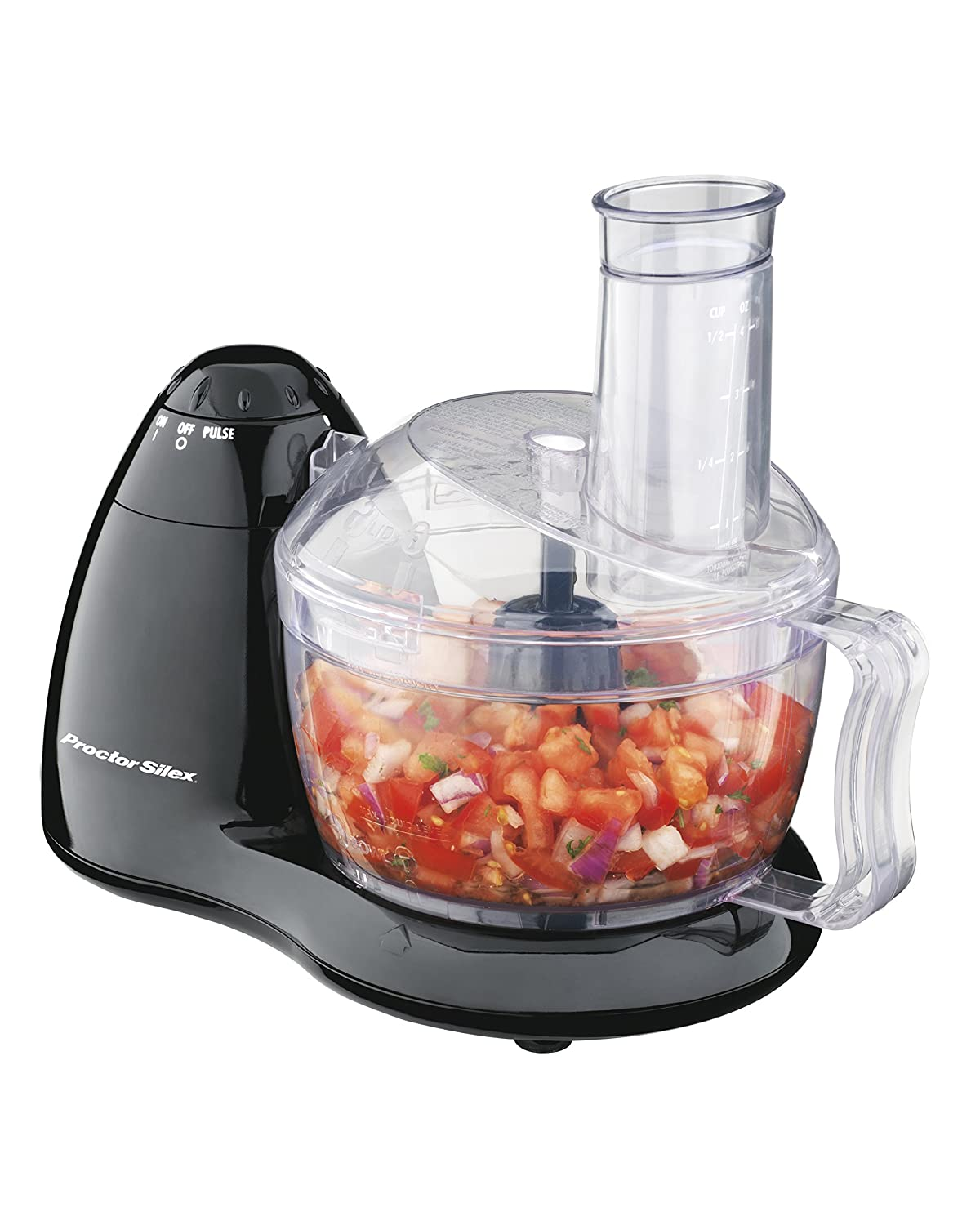 Electric Food Processor ~ Electric food processor chopper cook cup bowl stainless
