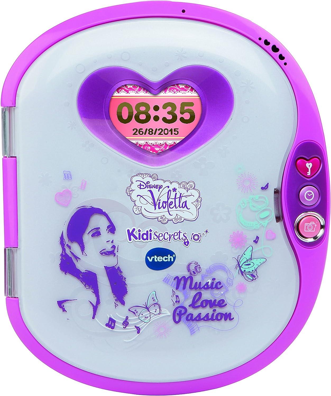 Diario elettronico Segreto di Violetta Hasbro VTech 80-140264