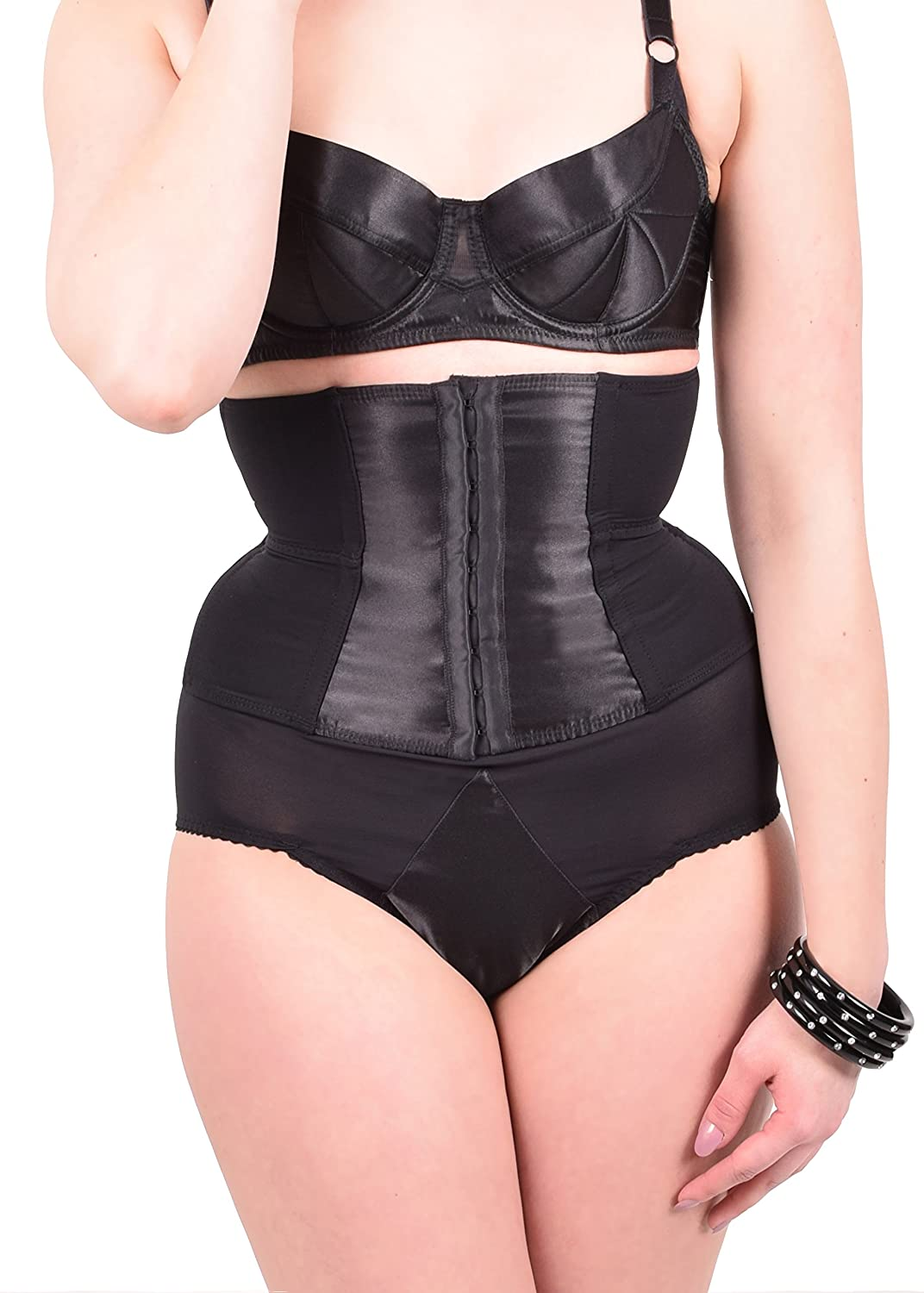 What Katie Did Waspie Waist Cincher Glamour Nouveau