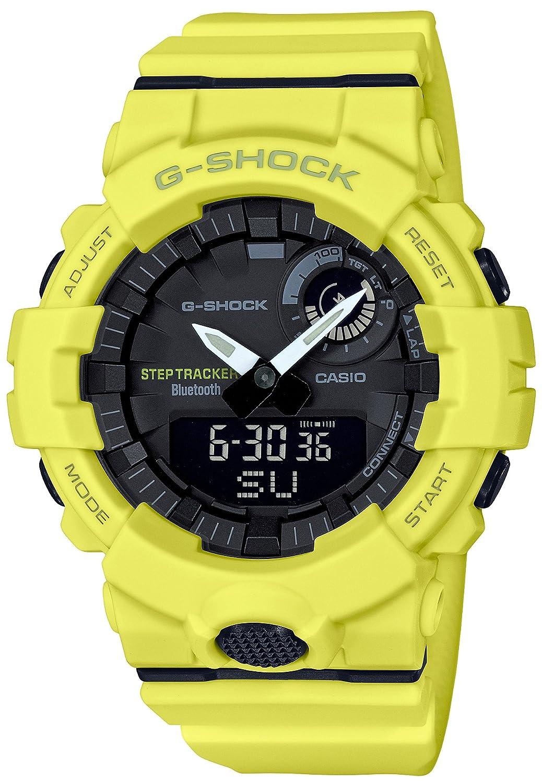 [カシオ]CASIO 腕時計 G-SHOCK ジーショック ジースクワッド GBA-800-9AJF メンズ B07977W9Z9